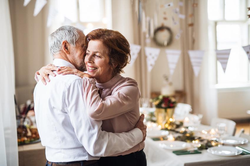 Anniversaire des 50 ans de mariage